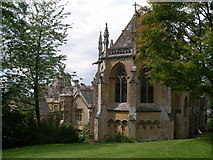 ST5071 : The chapel at Tyntesfield House by Andrew Mathewson