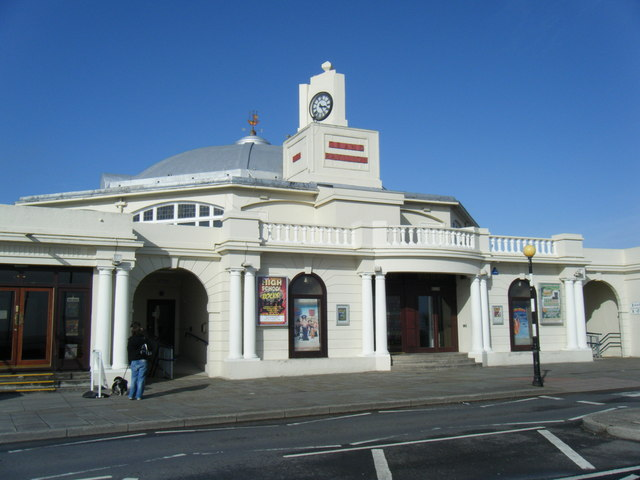 Grand Pavilion, Porthcawl.