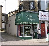 SE2627 : Fresh Fayre - Queen Street by Betty Longbottom