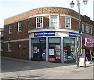 SE2627 : The Carphone Warehouse - Queen Street by Betty Longbottom