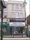 SE2627 : Town Hall Hairdressers - Queen Street by Betty Longbottom