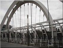 TQ1885 : White Horse Bridge, Wembley by Phillip Perry