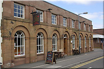 SP2871 : She Bar and Brasserie, Kenilworth by Stephen McKay