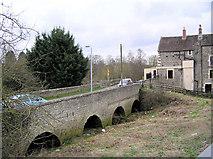 ST6568 : Old Road in Keynsham by Rick Crowley