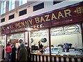 NZ2464 : Marks & Spencer Original Penny Bazaar, Grainger Market by Andrew Curtis