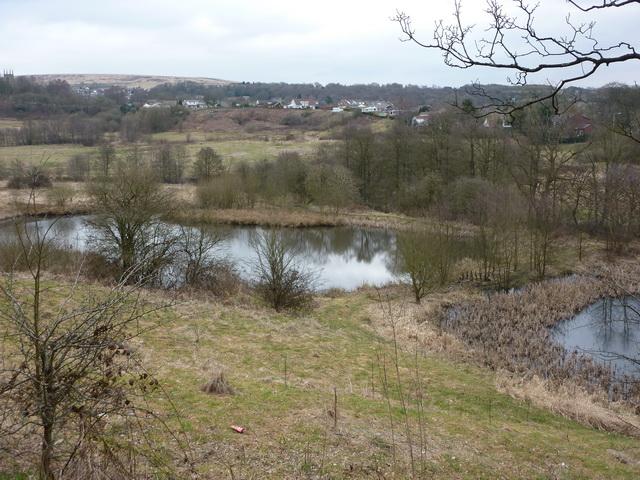 Old reservoir