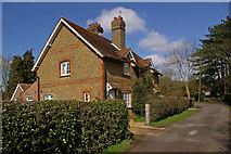 TQ2151 : Kemps Farm Cottages by Ian Capper
