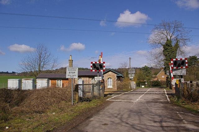 Level Crossing, Rectory Lane
