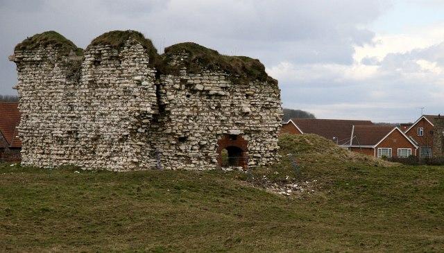 Flamborough Castle