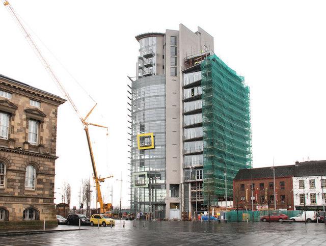 "The ""Boat"" site, Belfast (39)"
