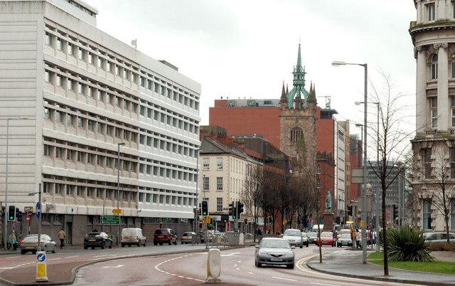 College Square East, Belfast