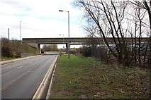 NZ5120 : The B1513 road-bridge by Philip Barker