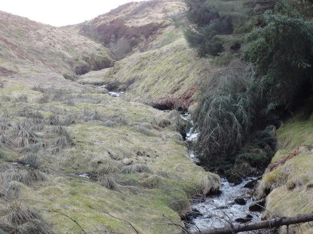 Upper Shinnel Water in Lockerty Sheuchs