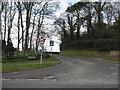 SJ6271 : Southern end of Littledales Lane by Dr Duncan Pepper