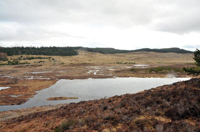 Loch Creag an t-Seilich