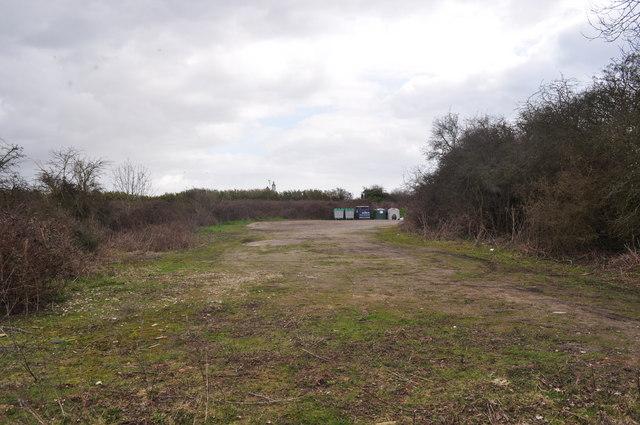 Blythburgh Station site