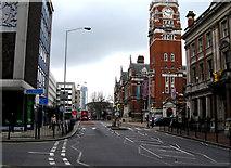 TQ3265 : Croydon:  Katharine Street by Dr Neil Clifton