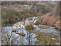 SD7704 : River Irwell by David Dixon