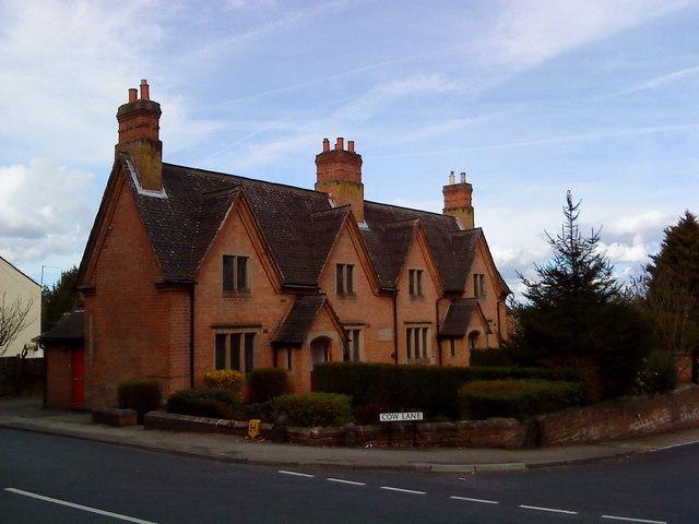 Bramcote Almshouses