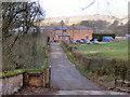 SD7704 : Clifton House Farm by David Dixon