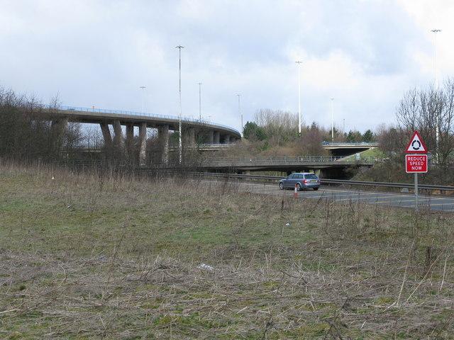 Baillieston Interchange