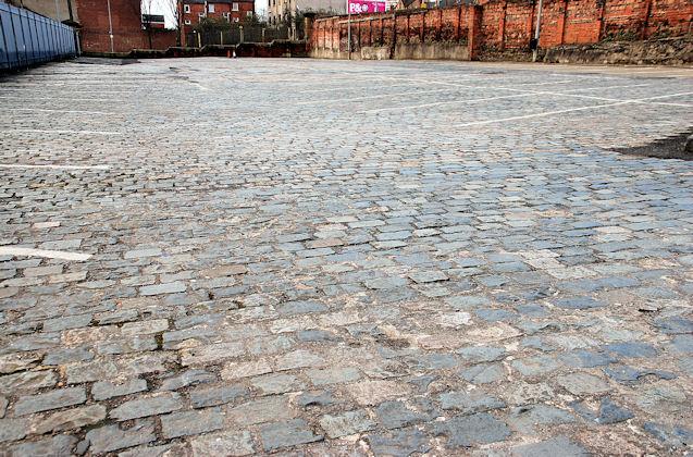 Former Belfast Corporation yard (2)