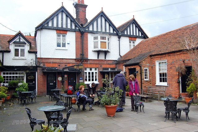 The Essex Way 12: The Green Man