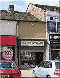 SE2123 : Morley Jewellers - Market Place by Betty Longbottom
