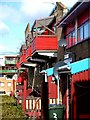 NZ2764 : Apartments, Headlam Street, Byker by Andrew Curtis