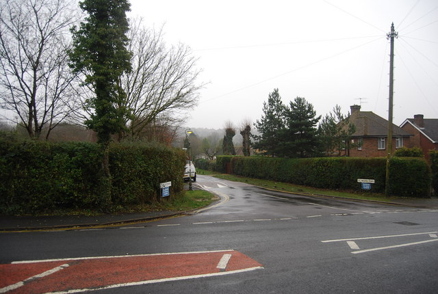 St Helen's Down and Elphinstone Rd junction