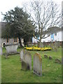 SU9974 : Spring in the churchyard at Old Windsor (8) by Basher Eyre