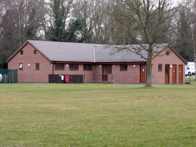 7365f79cb66 Blackmore Caravan Club Site - Facilities... © Paul Shreeve ...