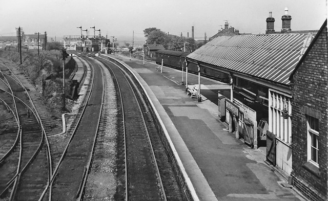 Bedlington Railway Station (1850-1964)