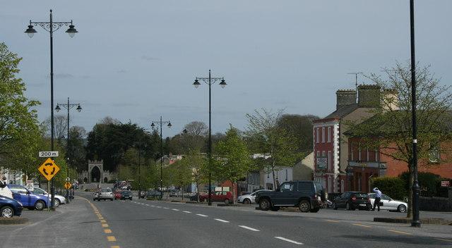 Church St, Strokestown
