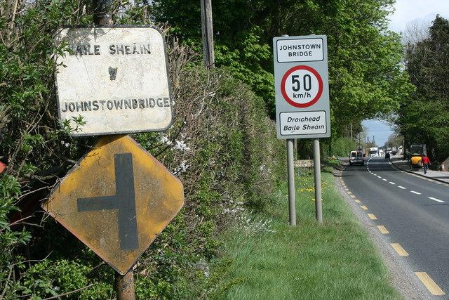 Johnstownbridge, County Kildare