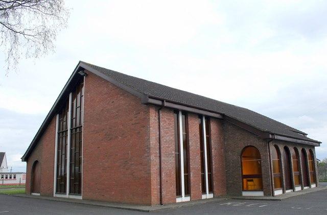 Church in Kilshanchoe