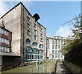 NZ2664 : Proctor's Warehouse ('Seven Stories'), Ouseburn by Andrew Curtis