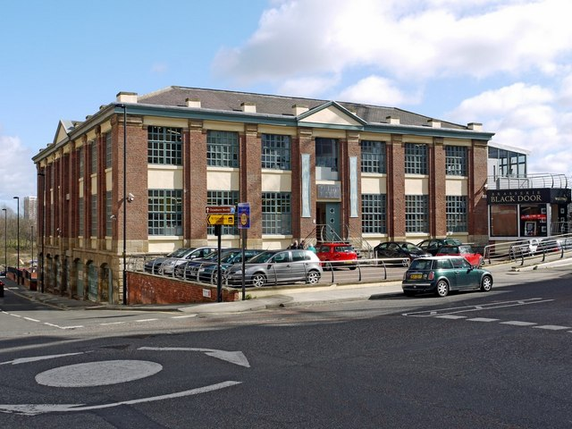 The Biscuit Factory Stoddart Street 169 Andrew Curtis
