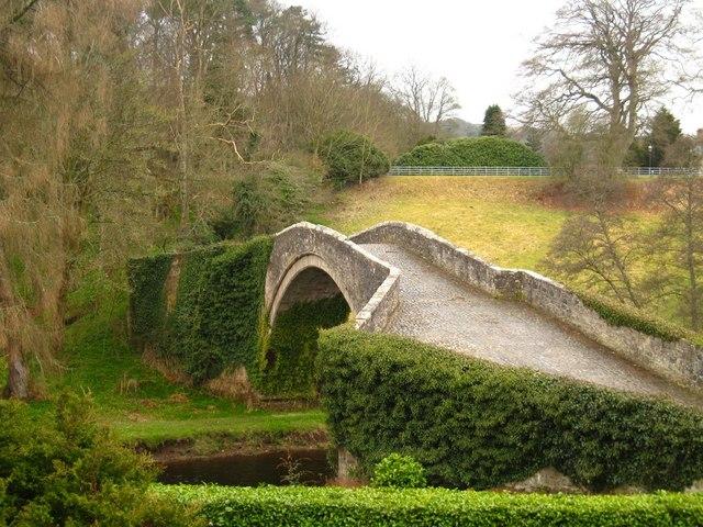 Alloway: the auld Brig o'Doon