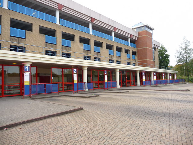 Andover - Bus Station