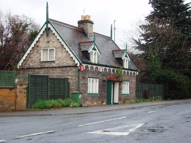 North Lodge at Wilton Castle