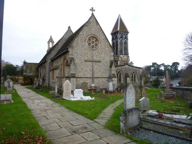 St Margaret's Church, Tylers Green