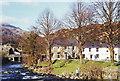 SH5948 : Afon Glaslyn, Beddgelert, North Wales by nick macneill