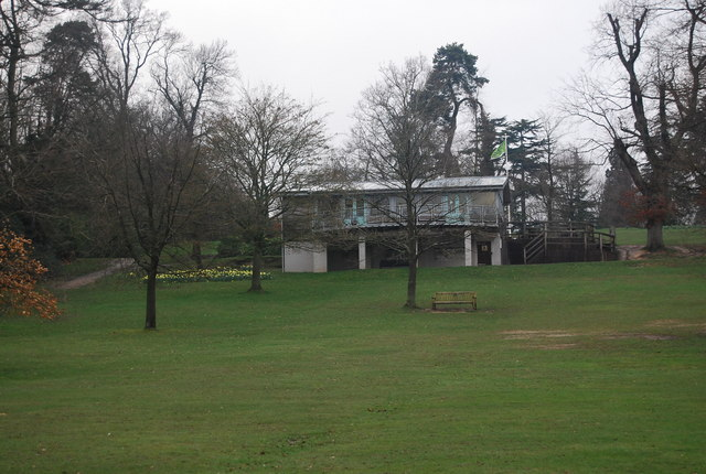 Cafe and Information Centre, Dunorlan Park