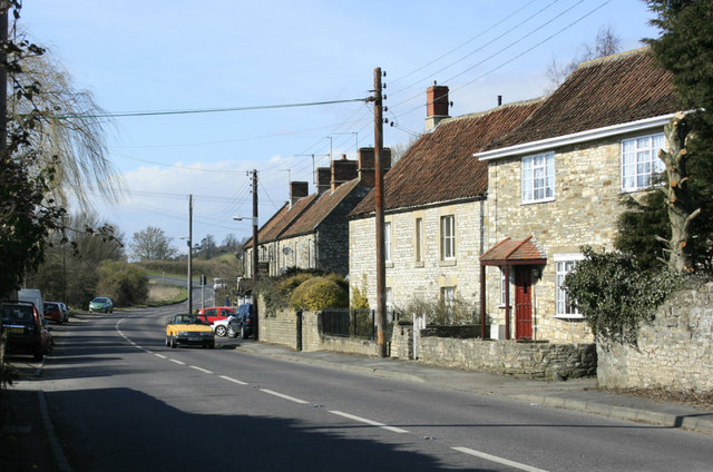 2010 : A431 at Swineford heading north west