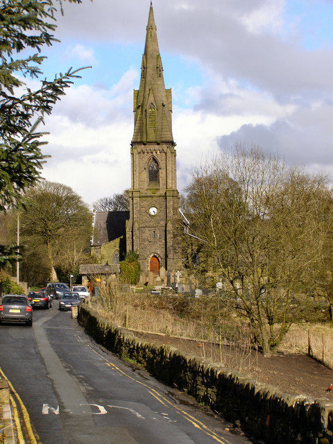 Holcombe Church