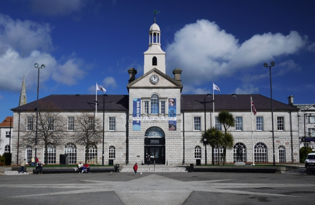 The Town Hall, Newtownards