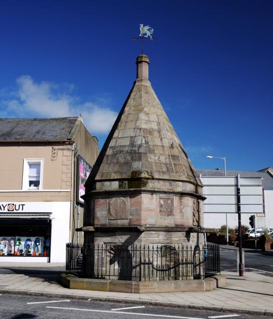The Market Cross, Newtownards