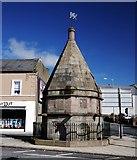 J4974 : The Market Cross, Newtownards by Rossographer