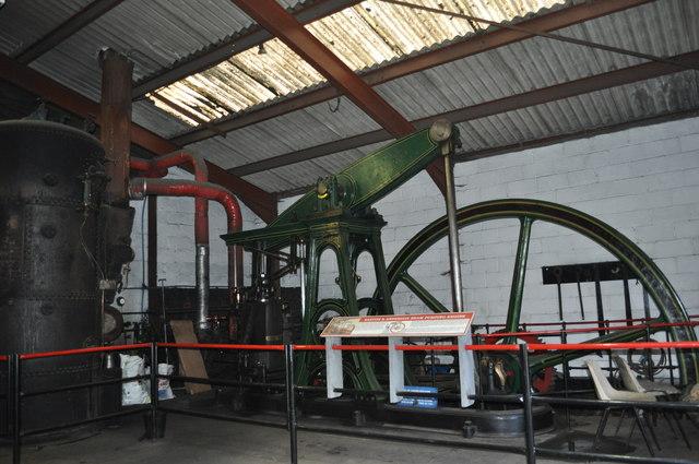 Easton & Anderson Beam Pumping Engine